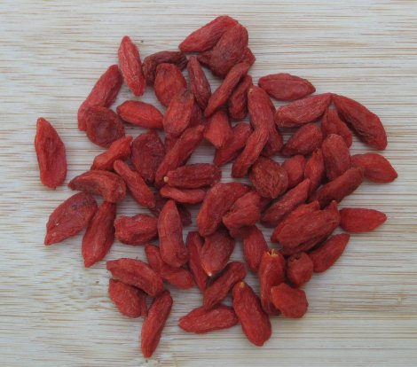 Goji Berries – Raw Food Education – The Home of Mastering Raw Food
