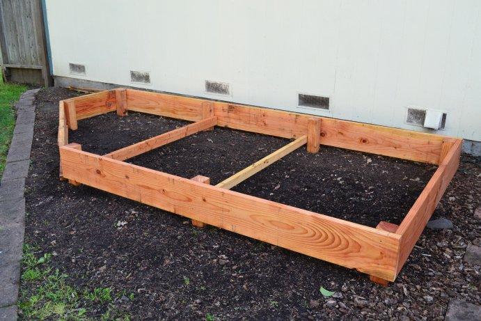Lettuce bed 3