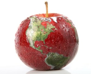 Apple earth sustainability